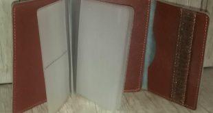 خرید جلد عابر بانک و جلد مدارک